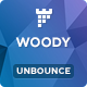 Woody - Drink Shop Unbounce Landing page Template