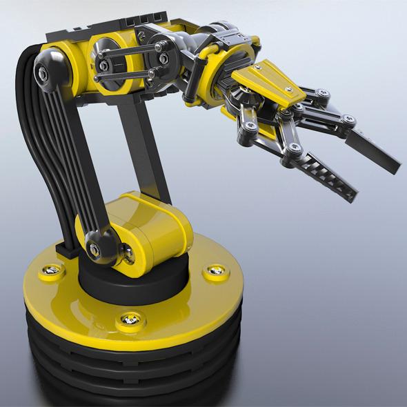 3DOcean Manipulator 8377117