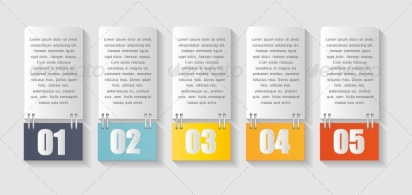 GraphicRiver Infographic Templates for Business 8377286