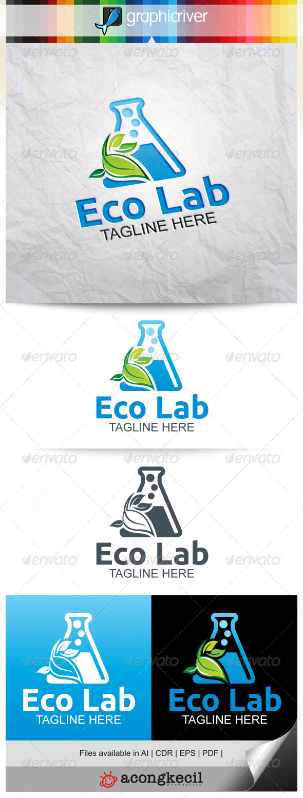 GraphicRiver Eco Lab V.4 8377605