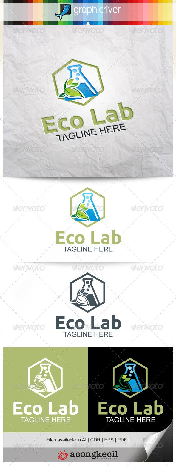 GraphicRiver Eco Lab V.5 8377606