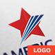 Americas Logo Template - GraphicRiver Item for Sale