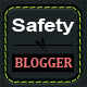 Safety - Responsive MultiPurpose Blogger Template - ThemeForest Item for Sale