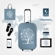 Traveling Items - GraphicRiver Item for Sale