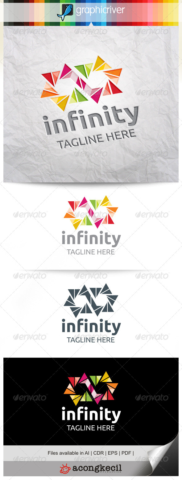 GraphicRiver Infinity Logo V.3 8387509