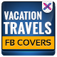 Travel Deals Facebook Cover - GraphicRiver Item for Sale
