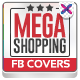 Shopping Deals Facebook Cover - GraphicRiver Item for Sale