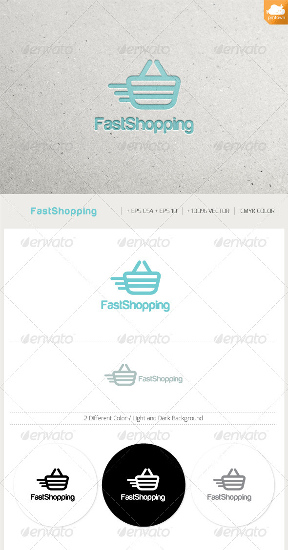 GraphicRiver Fast Shopping 8387611