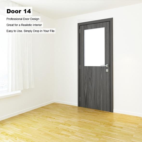 3DOcean Door 14 8389423