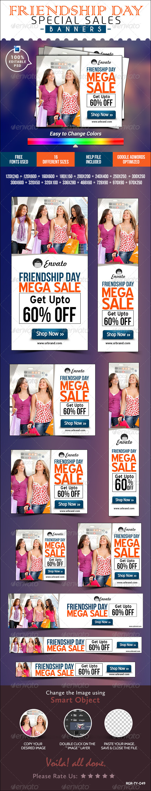 GraphicRiver Special Offer Banners 8389425