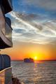 Cruise Sunset - PhotoDune Item for Sale