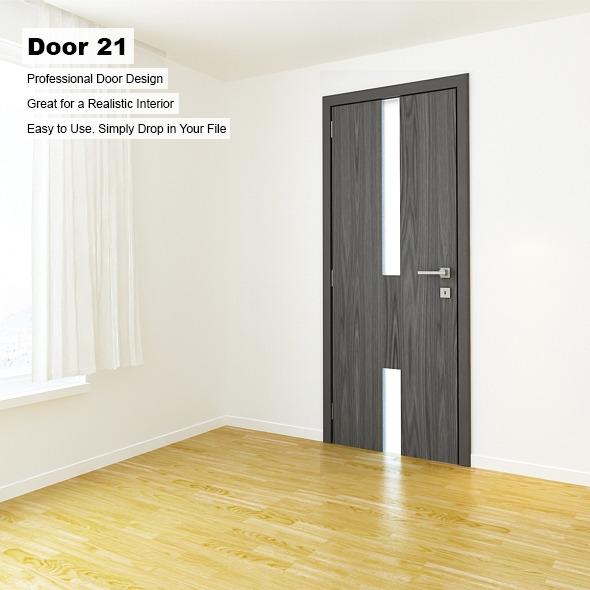 3DOcean Door 21 8389519