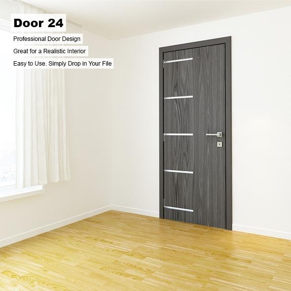 3DOcean Door 24 8389529