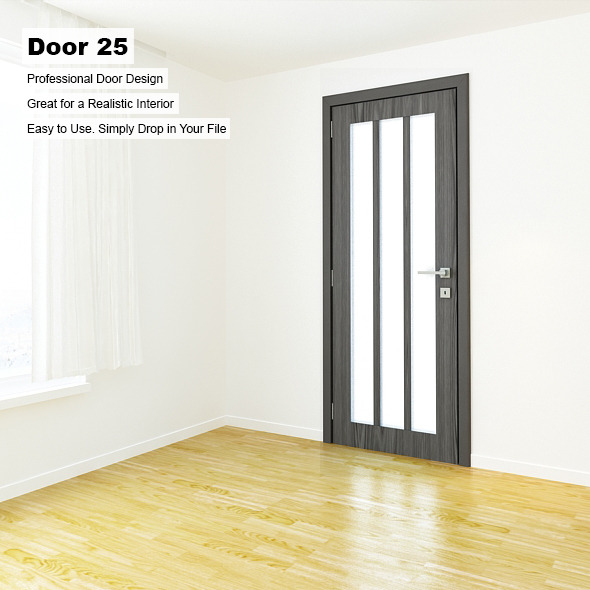 3DOcean Door 25 8389534
