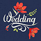 Wedding Calligraphic Inscription 2 - GraphicRiver Item for Sale
