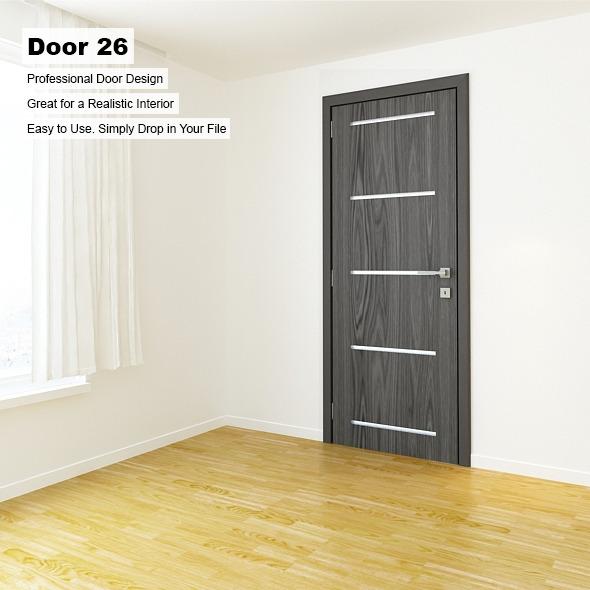 3DOcean Door 26 8389541