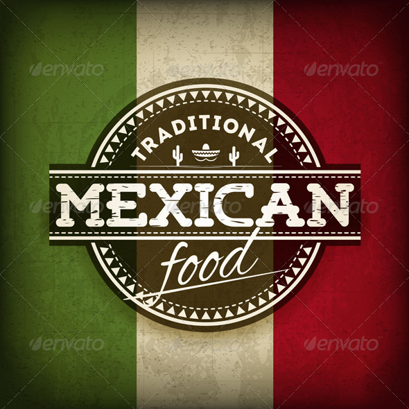 GraphicRiver Mexican Food 8389550