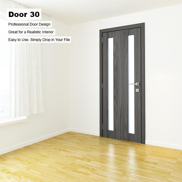 3DOcean Door 30 8389564