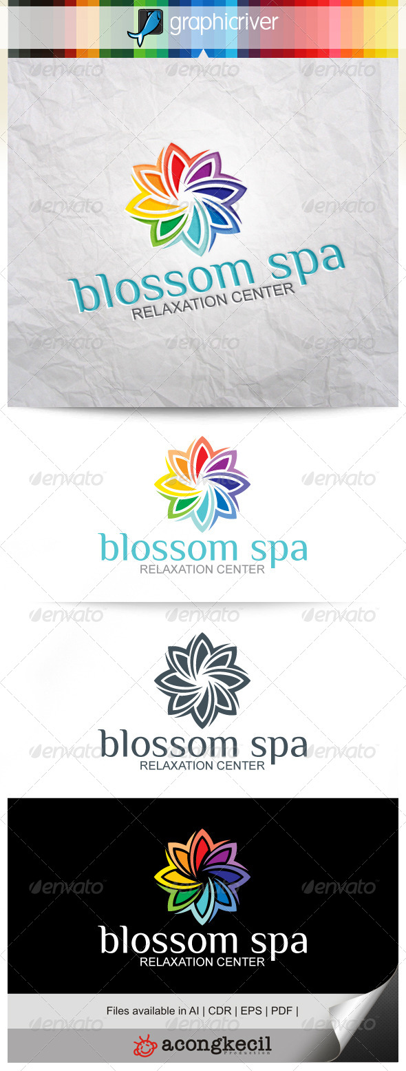 GraphicRiver Blossom Spa V.5 8389566