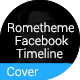 Rometheme Facebook Timeline Cover - GraphicRiver Item for Sale