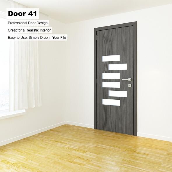 3DOcean Door 41 8389681