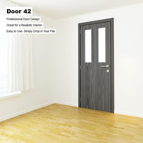 3DOcean Door 42 8389685