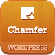Chamfer - One Page Responsive Theme - ThemeForest Item for Sale