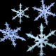 Falling snowflakes vol.2(loop) - VideoHive Item for Sale