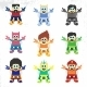 Little Heroes - GraphicRiver Item for Sale