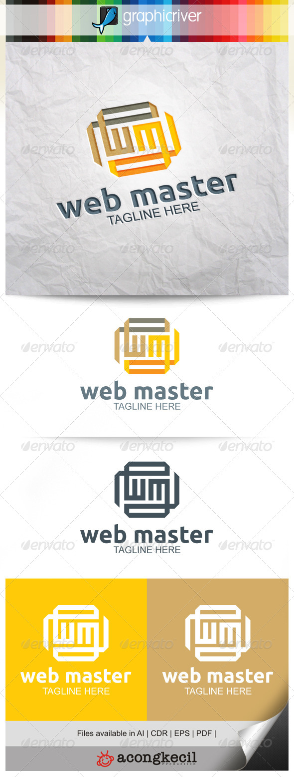 GraphicRiver Web Master V.3 8390406
