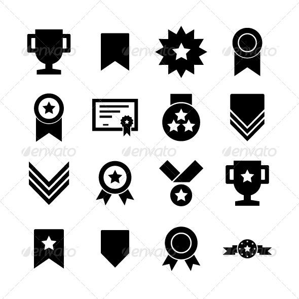 GraphicRiver Award Icon 8390407