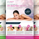 Spa Beauty Center Flyers Template - GraphicRiver Item for Sale