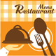Retro Menu Food and Drink - GraphicRiver Item for Sale