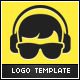 DJ Geek Logo Template - GraphicRiver Item for Sale