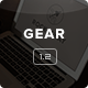 Gear - Responsive Email + Themebuilder Access - ThemeForest Item for Sale