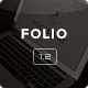 Folio - Responsive Email + Themebuilder Access - ThemeForest Item for Sale