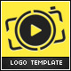Photo Tube Logo Template - GraphicRiver Item for Sale