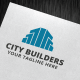 City Builders Logo Template - GraphicRiver Item for Sale