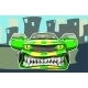 Angry Car - GraphicRiver Item for Sale