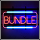 Neon Styles Bundle - GraphicRiver Item for Sale