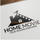 Home Movie Logo - GraphicRiver Item for Sale