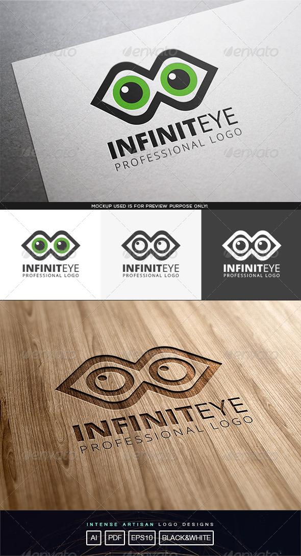 GraphicRiver Infiniteye Logo Template 8391319