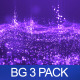 Particle Light Backgrounds - VideoHive Item for Sale