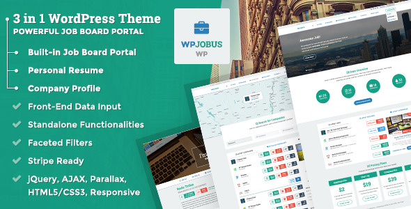 Wagazine - Magazine & Reviews Responsive WordPress Theme