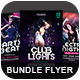 Electro Club Party bundle - GraphicRiver Item for Sale