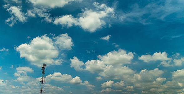 Cloud Changing 2