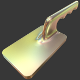 Meat Mallet 01 Low Poly / High Poly