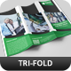 Creative Corporate Tri-Fold Brochure Vol 22 - GraphicRiver Item for Sale