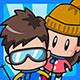 Ski Fleet (Dodge and Run Game Android/iOS Ready)