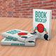 Book Mockup 5 - GraphicRiver Item for Sale
